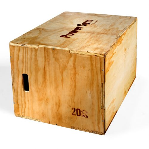 3 in 1 Wooden Plyometric Box