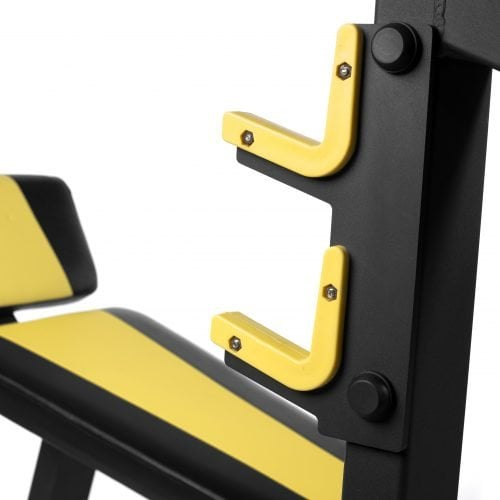 Commercial Decline Bench Press Station