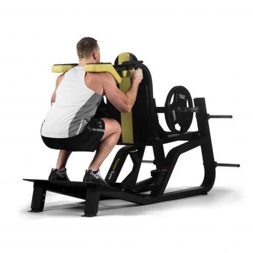 Commercial Olympic Super V Squat Machine