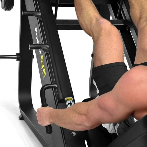 Commercial 45 Degree Leg Press