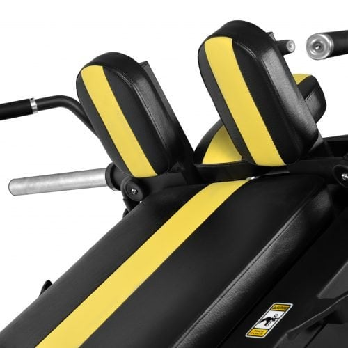 Commercial Olympic Hack Squat Machine